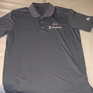 Golden State Warriors Adias Champions Polo Shirt